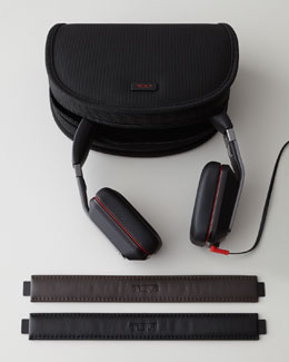 "Tumi ""Tumi"" Noise-Canceling Headphones"
