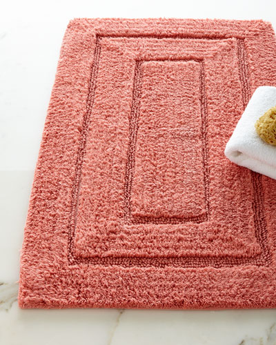 "Tufted Cotton Bath Rug, 20"" x 32"""