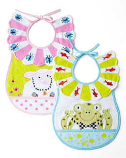 MacKenzie-Childs Toddler Bib