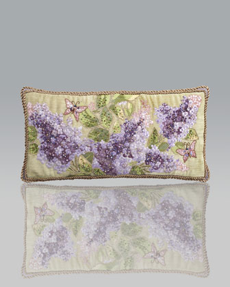 Lilacs Pillow
