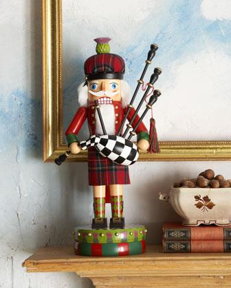 Scotsman Nutcracker