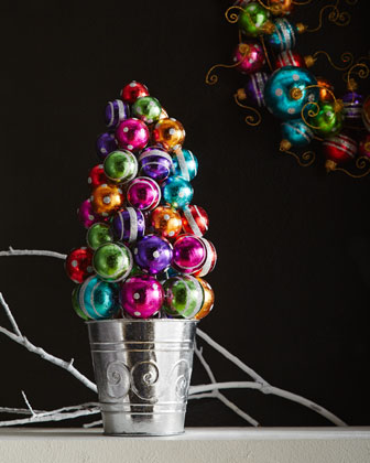 Multi-Ball Tree Display