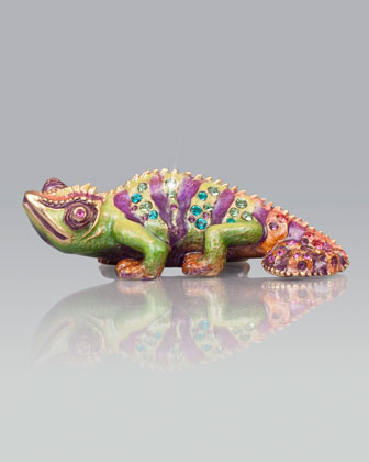 Callie Chameleon Mini Figurine