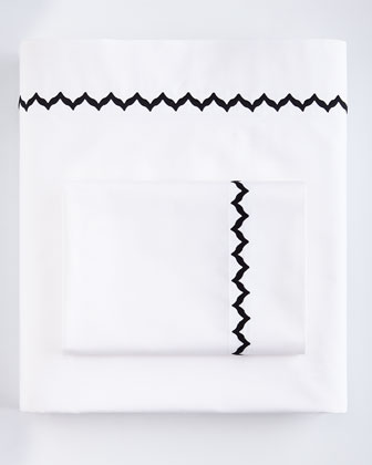 Le Zebre Bedding & Bargello 200TC Sheets