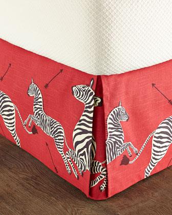Le Zebre Bedding & Bargello 200TC Sheets