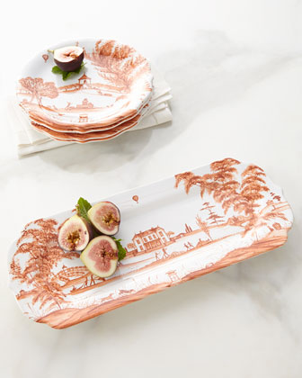 Country Estate Harvest Hostess Tray