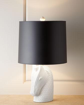 Horse Head Lamp