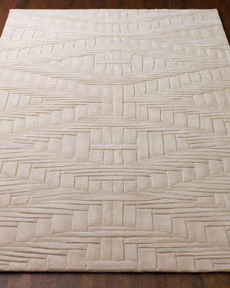 Trapeze Rug, 9'6