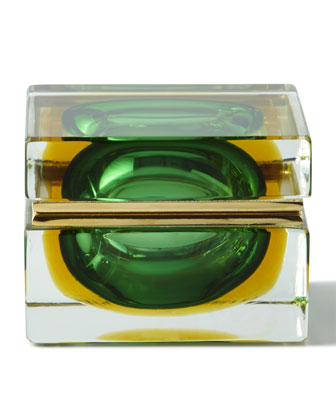 Cased Glass Boxes