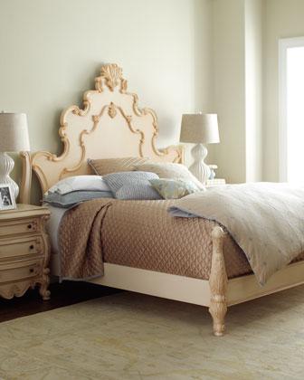 Nicolette Cream Bedroom Furniture