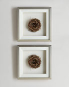 Honeysuckle Nest Wall Decor