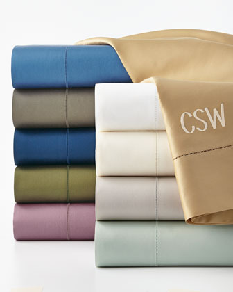 624-Thread-Count Sateen Sheets