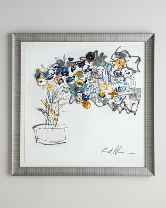 New Flower Giclee