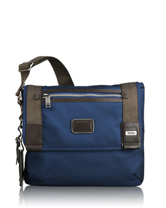 Alpha Bravo Beale Mini Messenger Bag