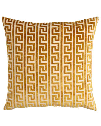 Gray & Gold Pillow Group