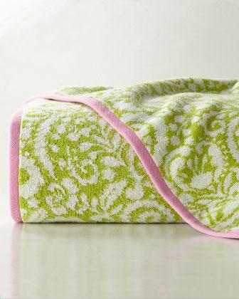 Dena Jacquard Towels