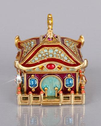 Single Pagoda Box