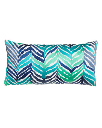 Tropical Leaves Pillow, 20