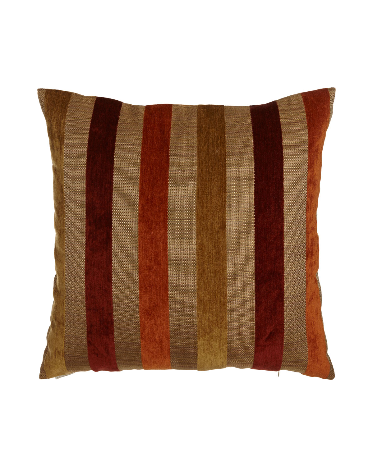 Ava Stripe Pillow 24sq On Popscreen