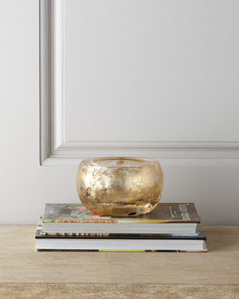 Small Gold-Flecked Bowl