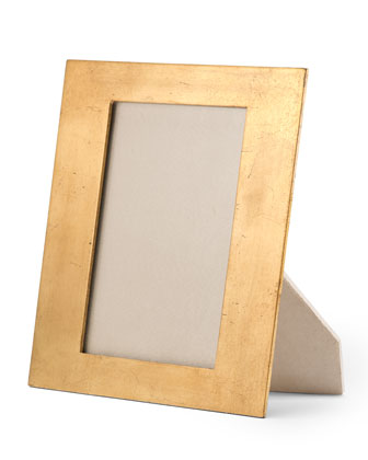 Gold-Leaf Frame, 5 x 7