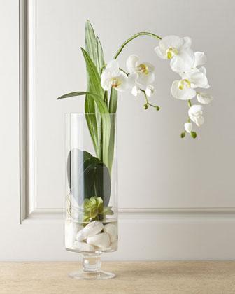 Faux Orchid