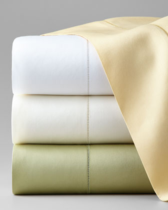 Queen 590TC Fitted Sheet