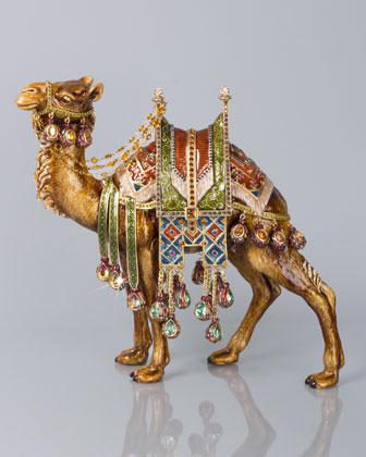 Alexander Grand Camel Figurine