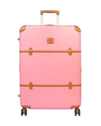 Bellagio Pink Luggage