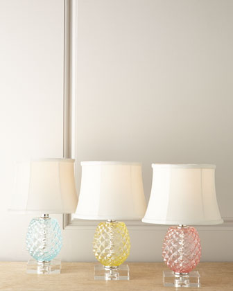 Pineapple Accent Lamp