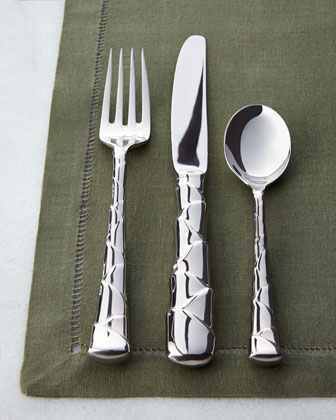 Five-Piece Captiva Flatware Place Setting