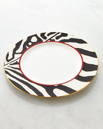 Scalamandre Zebras 5-Piece Place Setting