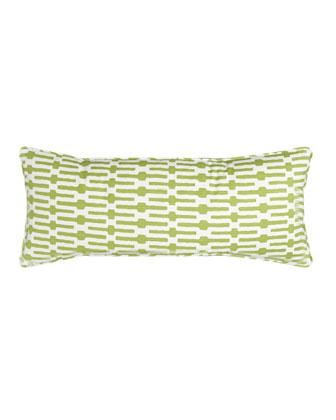 Links Double Boudoir Pillow, 15