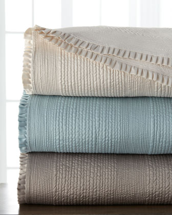 Battersea Quilted Linens