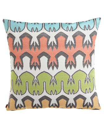 Patterned Outdoor Pillows