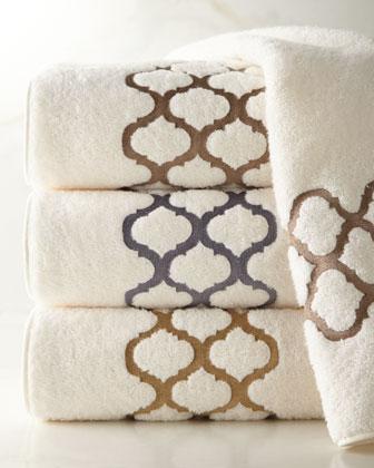 Tangier Towels