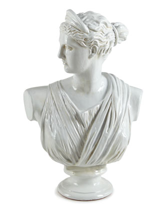 Apollo & Diana Busts