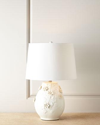 Eire Floral Lamp