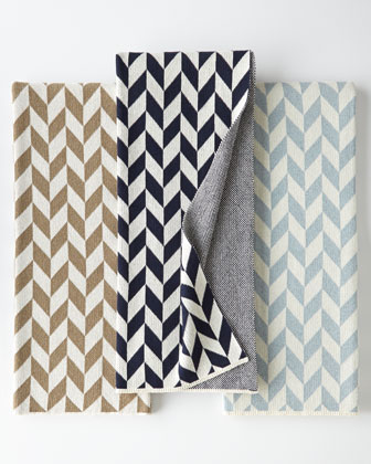 Jordan Chevron Throw