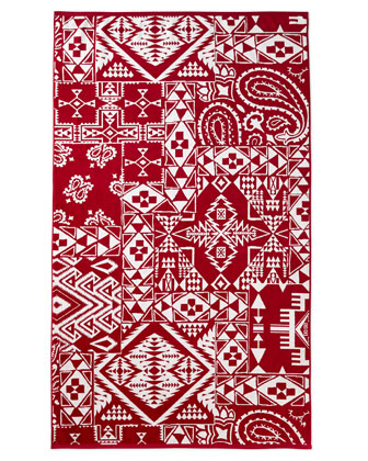 Surf Bandana Beach Towel