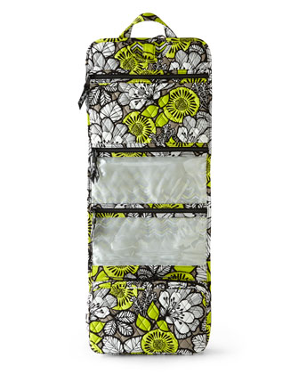 Citron Hanging Organizer & Jewelry Case