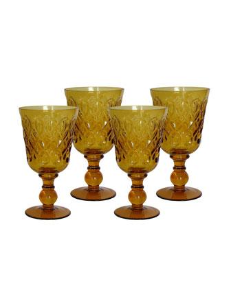 Teardrop Glassware