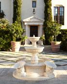 Galicia Fountain