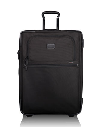 Black Alpha Luggage Collection