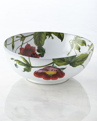Field of Flowers Medium Serving Bowl