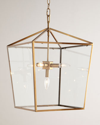 Camden Five-Light Lantern