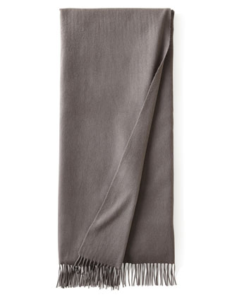 Cashmere Throw, 50