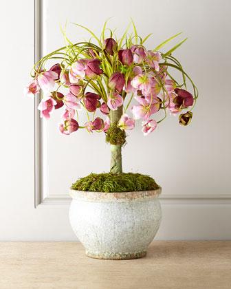 Tulips De Reve Faux Floral