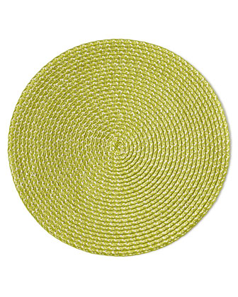 Rattan-Weave Placemat