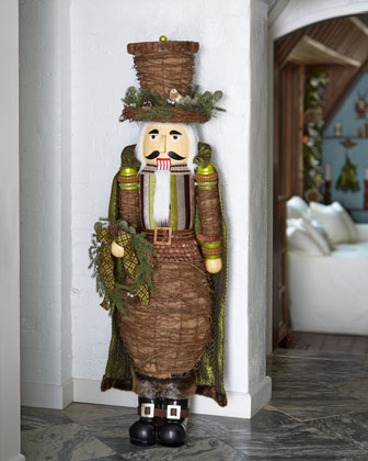 Woodland Nutcracker